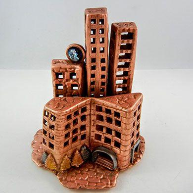 Pam Feindel sculpture