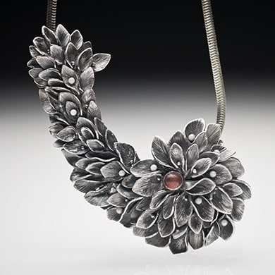 Julia Rai Sunstone Necklace