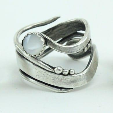 Lis-el Crowley, Silver ring