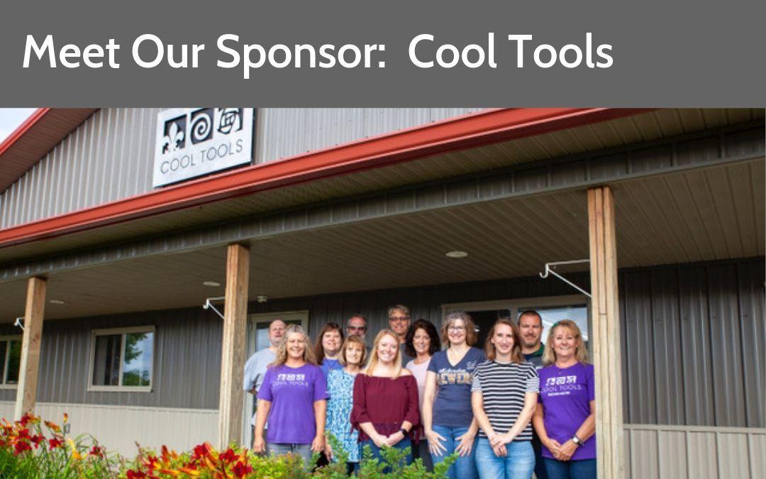 Meet Cool Tools, Gold Sponsor of AMCAW