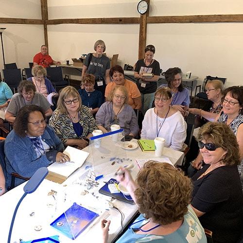 AMCAW Sinter conference Paula McDowell class