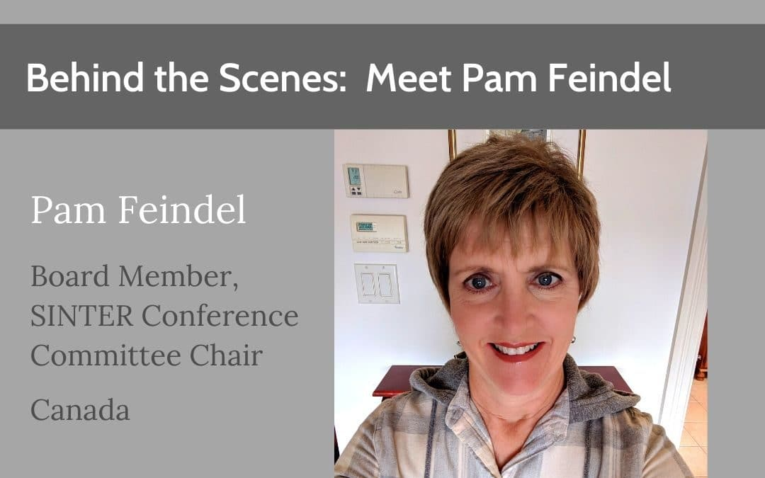 Behind the Scenes: Meet Pam Feindel