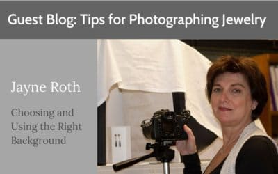 Choosing the Right Background for Your Jewelry Photos