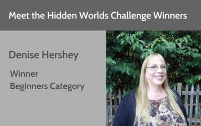 Hidden Worlds Challenge Winner – Beginners Category