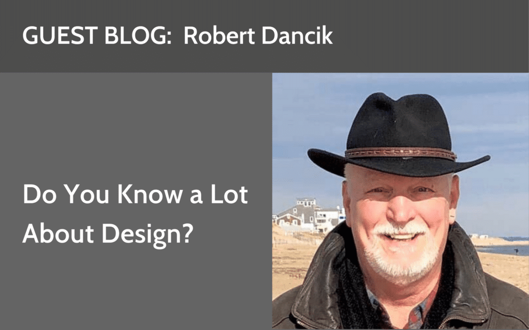 Do You Know a Lot About Design?