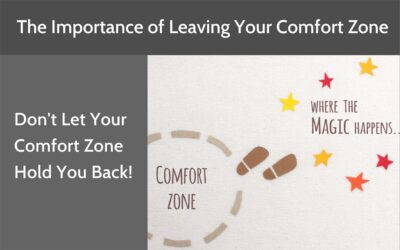 Don't We Love Our Comfort Zone!