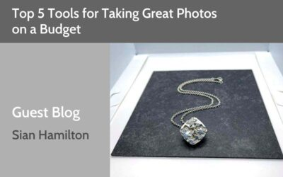 Top 5 tools for taking great photos on a budget