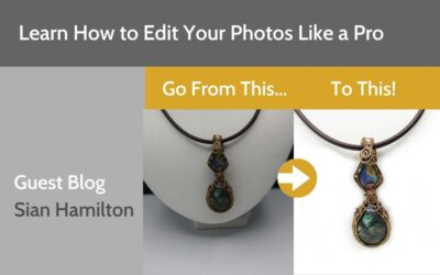 Learn How To Edit Your Photos like a Pro
