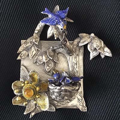 Ellen Cole Bits and Pieces winner Jan 21